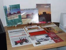 10 pcs Case IH Axial-Flow Combine Model 244 Tractor International Harvester