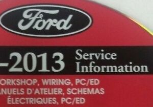 2013-Ford-Escape-Servicio-Tienda-Reparacion-Informacion-Taller-Manual-On-CD