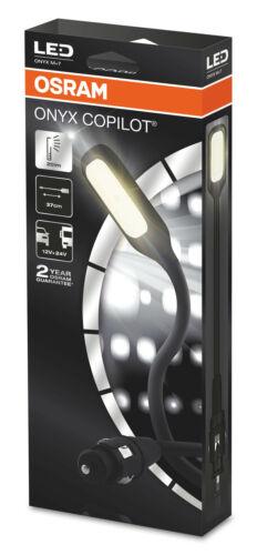 ONYX M+7 OSRAM ONYX COPILOT LED 30cm Interior Reading Light plugs in Cig Lighter