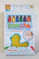 Alex Toys Rub A Dub Draw In The Tub Crayons Artist In The Tub Bathtub Set