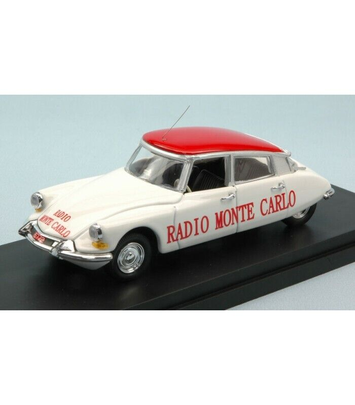 Citroen DS 19 Radio Monte Carlo Tour de France 1962 1 43