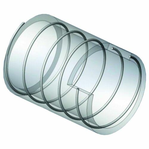 "AWM 1/"" 10m saugschlauch 25//33 TRASPARENTE spiralschlauch pressione tubo PVC"
