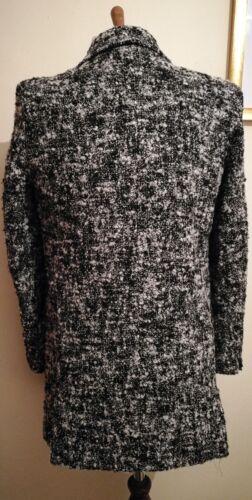 The 42 Double Size Tweed Speckled Uk Kooples Coat Women's Breasted 14 Eu SwPISr0q
