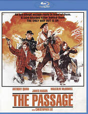The Passage 1979 Anthony Quinn Dvd For Sale Online Ebay