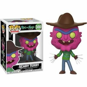 Funko-Pop-Animation-Rick-And-Morty-Scary-Terry-Vinyl-Action-Figure