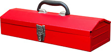 Big Red Atb213 Torin 16 Hip Roof Style Portable Steel Tool Box With Metal Latch