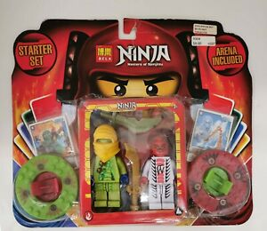 NINJA-Master-of-spinjitzu-Starter-Set-Arena-Include