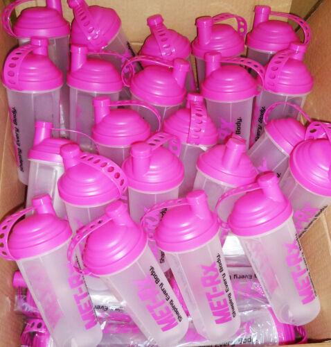 Met-rx Rose Boisson Mélange Protéine Shaker 700 ml une Boîte de 60 Shakers