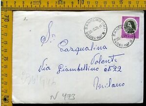 Repubblica-francobollo-commemorativo-isolato-N-473