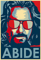 13x19 Big Lebowski The Dude Movie Abide Photo Print