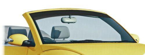 Blendstreifen tiefschwarz 10 cm x 152 cm Folie Sichtschutz Kfz Scheibe