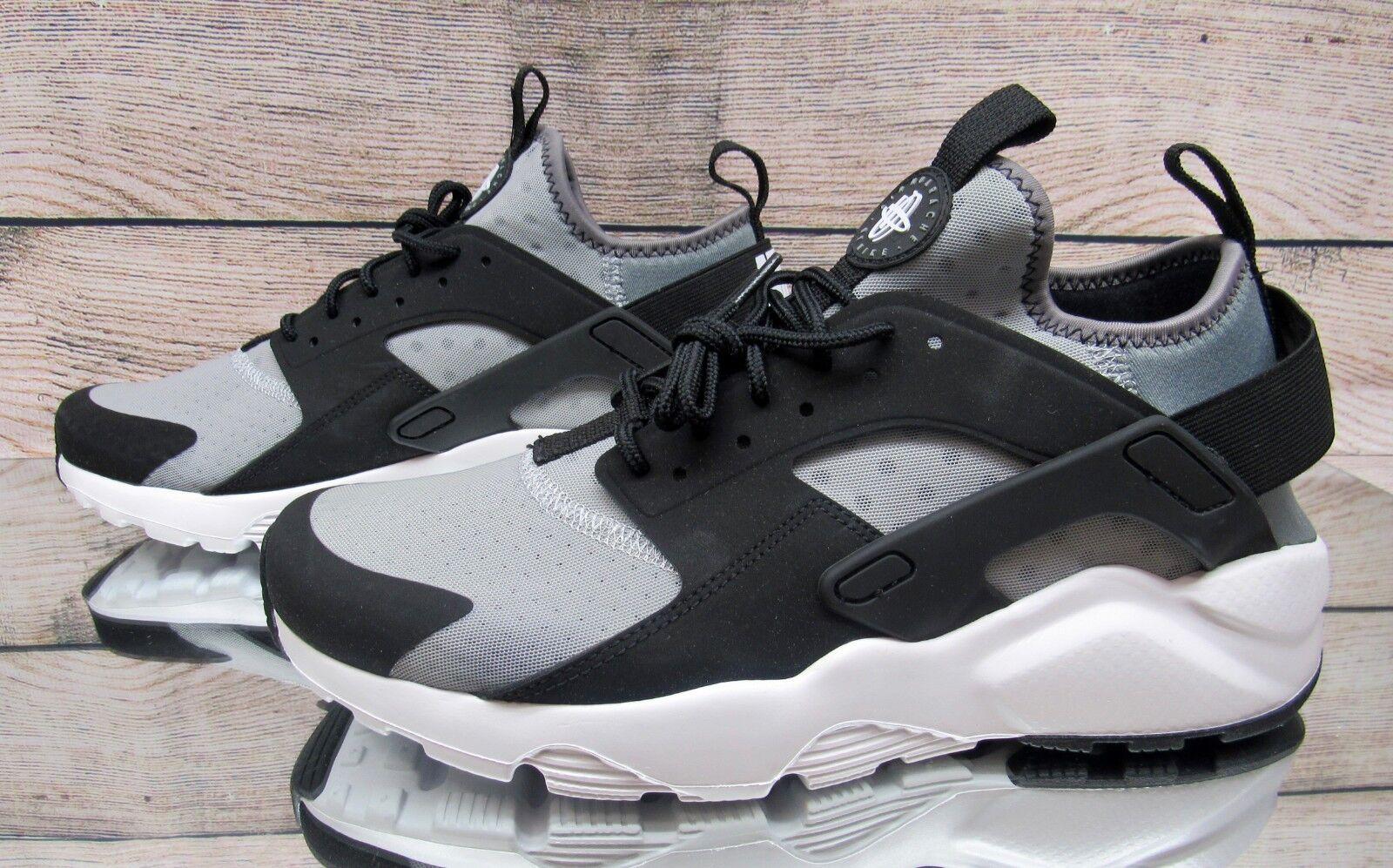 Nike air huarache laufen ultra wolf Grau  - schwarz 819685-010 schuhe 9.