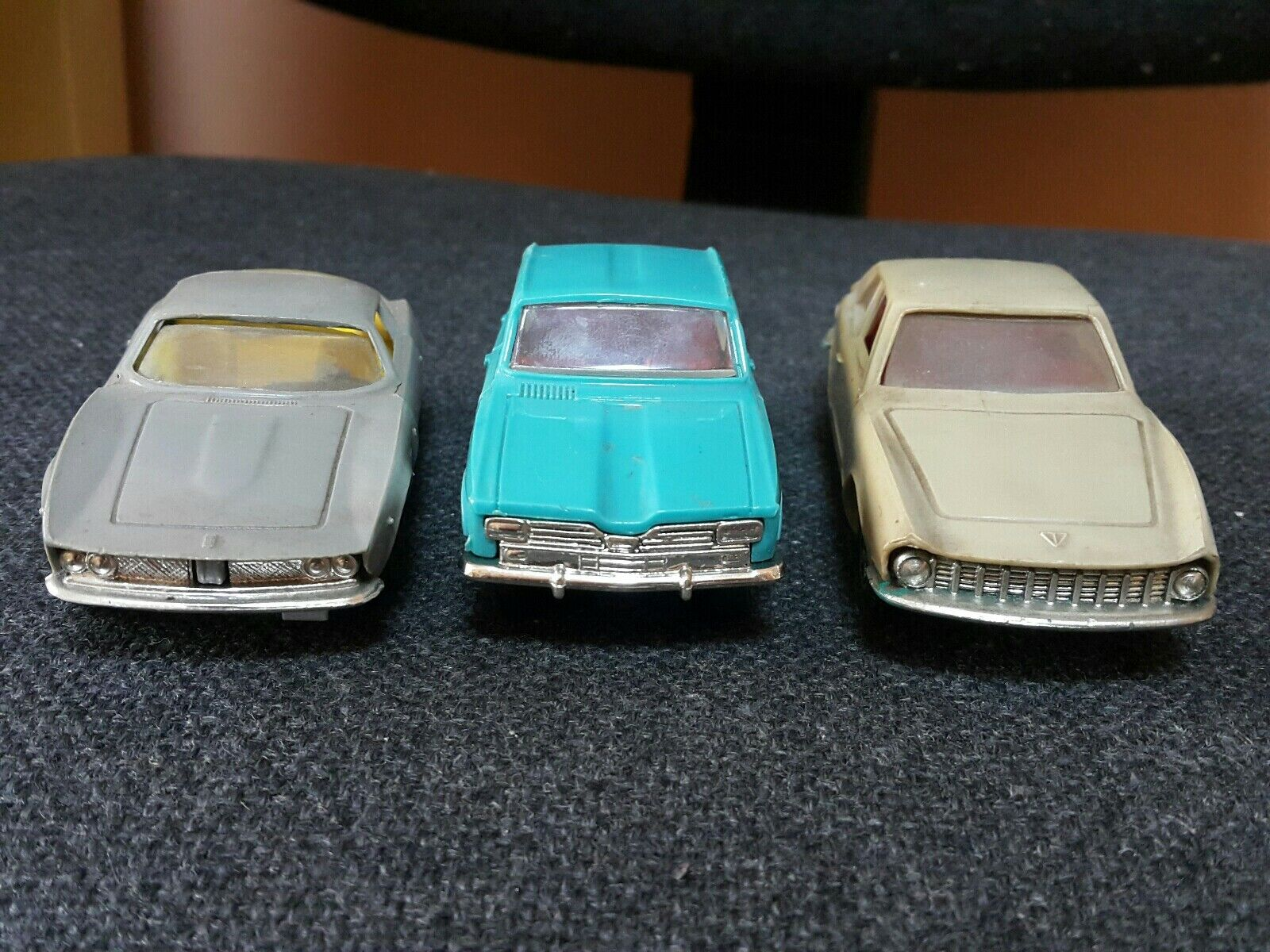 nuevo sádico Vntg. Renault 16, Iso Grifo, Ghia V. 280 Coches Coches Coches De Juguete Made in USSR plástico 1 43  gran selección y entrega rápida