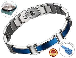 Image Is Loading Magnetic Health Bracelet Arthritis Carpal Tunnel Relief Bio