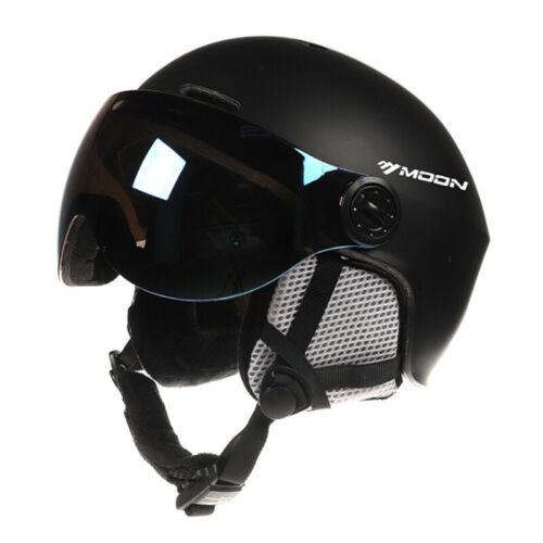 MOON Half-covered Ski Helmet CE Certification Professional Integrally-molded New