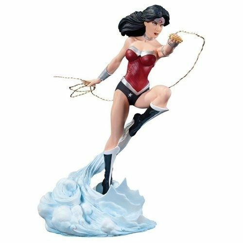 DC Direct - Cover Girls of the DC Universe Statue Wonder Frau The New 52