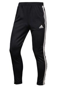 Details about Adidas Men Tango Training Long Sleeve Pants Black Soccer Football Pant CD8314