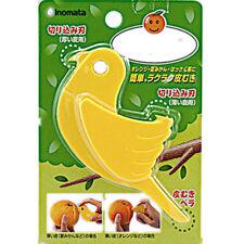 Truyoo Japan Orange Fruit Peeler Slicer Bird Shape Kitchen Tool