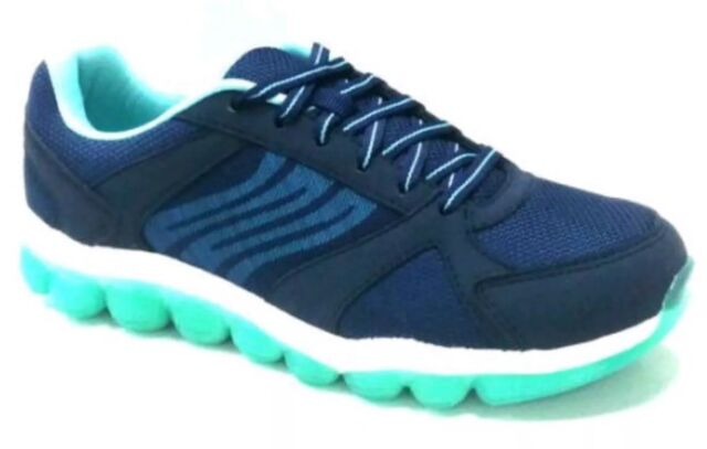 Navy Turquoise SNEAKERS Tennis Shoes