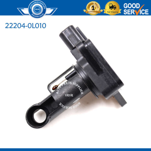 Mass Air Flow Meter For 22204-0L010 Toyota Yaris Corolla Hiace Lexus 22204-30010