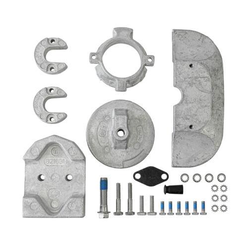 Quicksilver Anodensatz 888755Q03 Magnesium für Mercruiser Alpha One Gen 2 Anoden