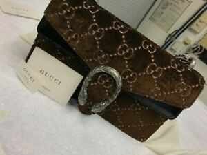 Gucci Dionysus Brown Small GG Shoulder Bag. Cost £1780