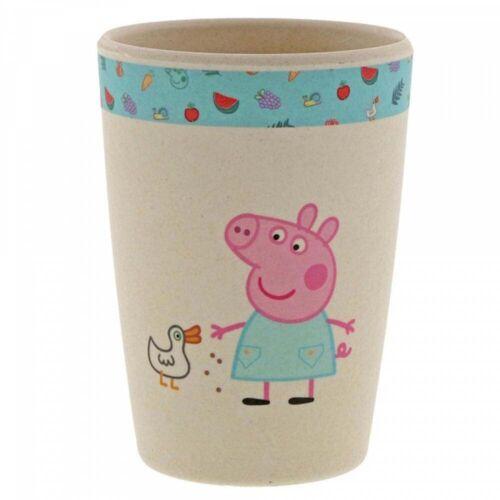Peppa Pig Organic BambooBeaker Neu