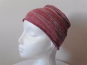 ** Fair Trade ** FABULOUS! Nepalese Striped Hippy Headband Multi Colour (WHB15)