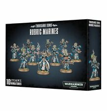 Warhamer 40k Thousand Sons Rubric Marines NIB