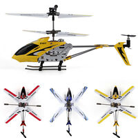 SYMA S107G REMOTE CONTROL MINI RC GYRO INDOOR HELICOPTER DRONE 3CH XMAS GIFT HOT