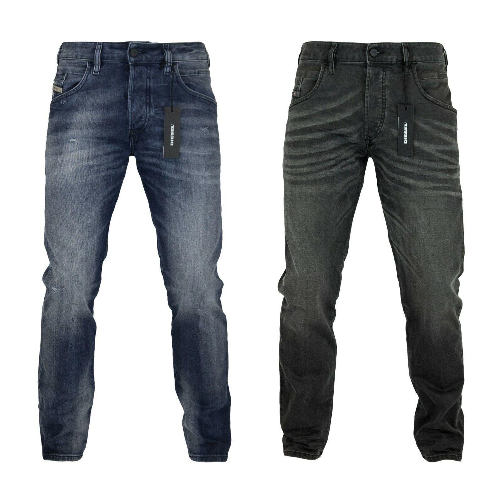555143b6 Diesel Jeans - Mens Diesel Tapered Fit Denim Jeans 0699P, 084DD - BNWT  D-Bazer - nydrdp8588-Jeans