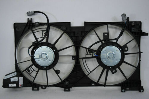 Radiator And Condenser Fan For Subaru Outback Legacy SU3115132