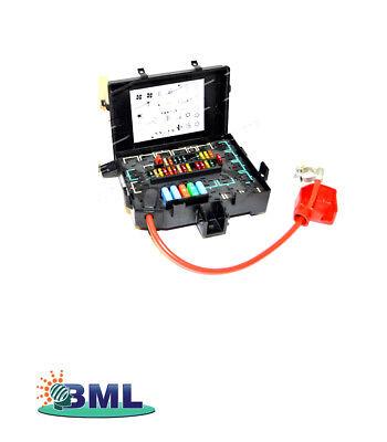 Fuse Box Assembly for Range Rover P38 Petrol GENUINE LR AMR6405