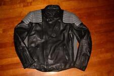 90s Vtg YAMAHA Padded RACING Cafe Racer MOTORCYCLE atv JACKET Padded Armor L-XL