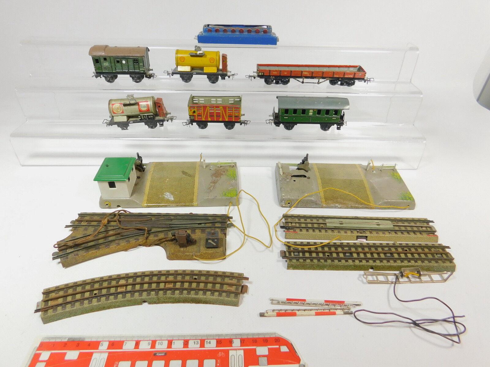 AR899-1    H0/00 collezione artigiano Carro merci 300,Binari 3600 800 ecc.