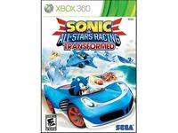 Sonic & All-stars Racing Transformed Xbox 360 Game on sale