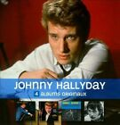 4 CD Originals [Box] by Johnny Hallyday (CD, 2010, 4 Discs, Universal Distribution)