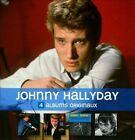 4 CD Originals [Box] by Johnny Hallyday (CD, 2010, 4 Discs, Universal Distribution)