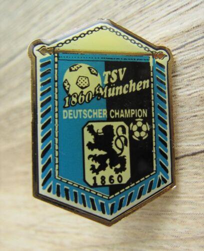 ca Pins 25-30 Jahre alt! 1860 München Pin Wimpel als Pin