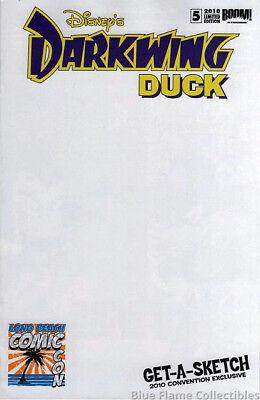 #5c Blank Cover VF//NM 2009 Darkwing Duck