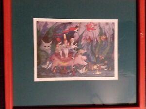 A-K-Koskela-Signed-Labeled-Numbered-Framed-Matted-Limited-Edition-Print-47-200