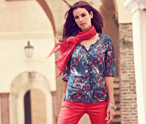 TCM Tchibo DamenTunika Longbluse Bluse Größe 40 oder 42  NEU /& OVP