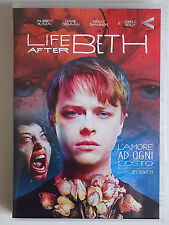 """DVD """"LIFE AFTER BETH"""" 2014 -  A8"""