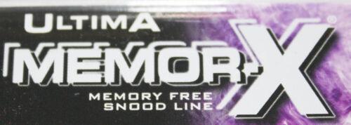 Ultima Memorx Spezialist Vorfachschnur 100m Spule ??