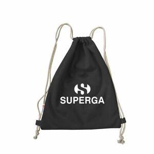 Superga-Borsa-Uomo-Donna-GYMBACKPACK-M-JERSEYU-Tempo-libero-Zaino