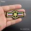 Patch-Toppa-Esercito-Militare-Military-AirBorne-AirForce-Ricamata-Termoadesiva Indexbild 23