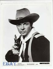 Audie Murphy Apache Rifles VINTAGE Photo