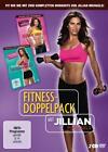 Fitness-Doppelpack mit Jillian Michaels - Der perfekte Knack-Po / Extreme Shred  [2 DVDs] (2016)