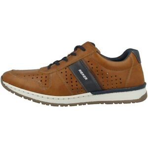 Rieker-b5135-25-Chaussures-Hommes-Basses-antistress-Loisirs-Sneaker-Lacets
