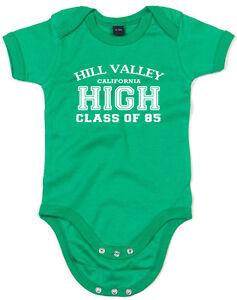Colina-Valle-Clase-de-85-volver-al-futuro-inspirado-Kid-039-s-Estampado-Crecimiento-De-Bebe-Nuevo
